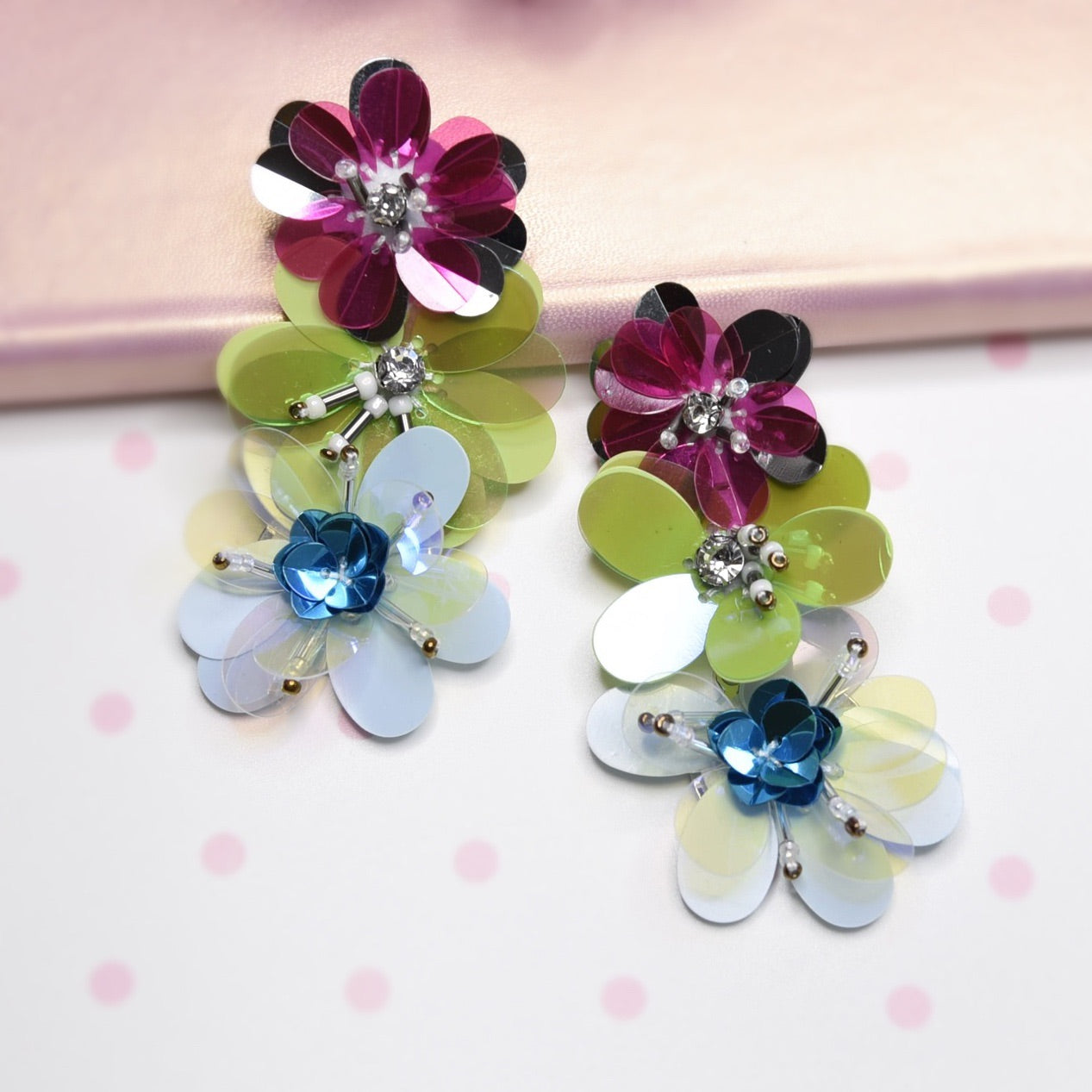 Azalea Fashion Statement Earrings
