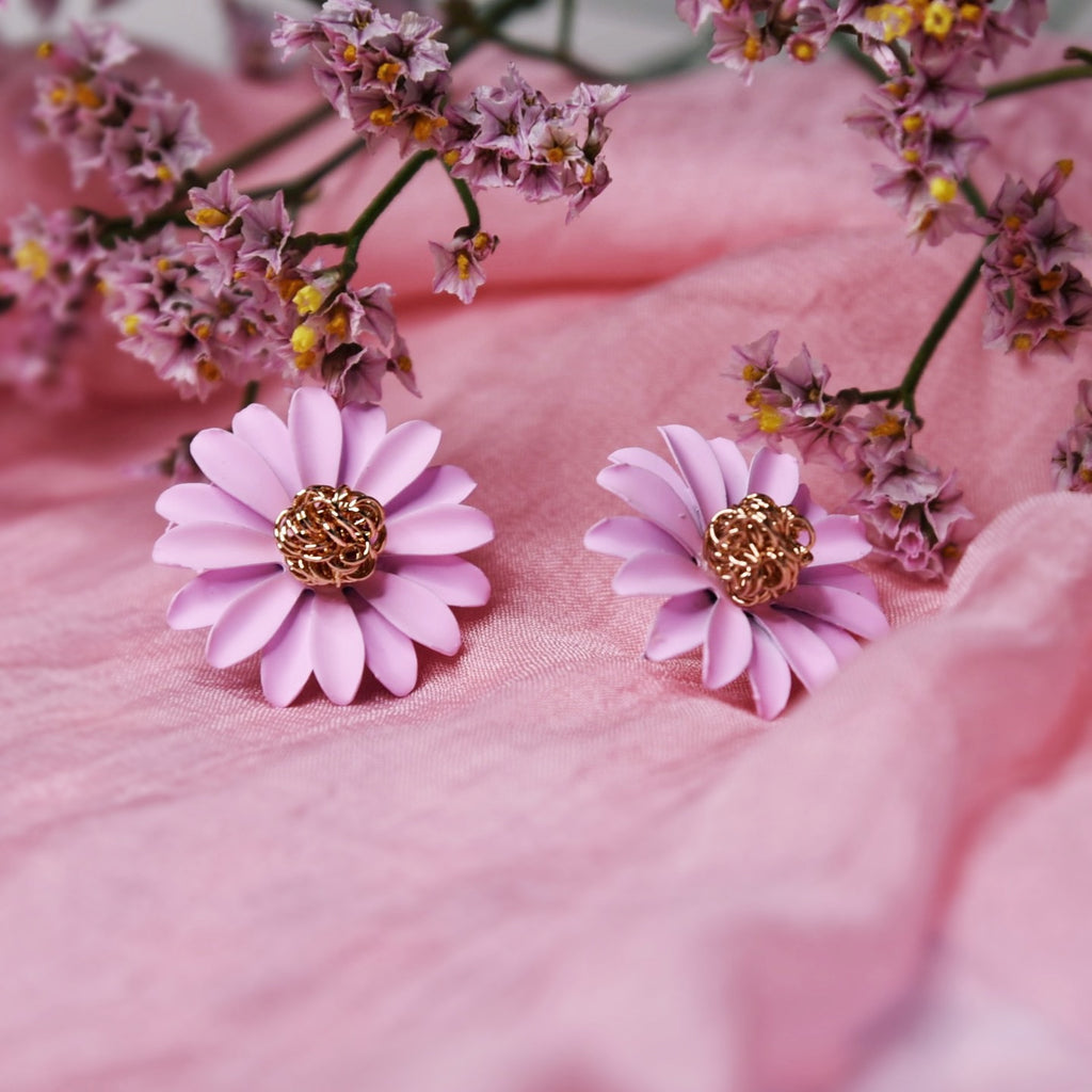 Daisy Fashion Lightweight Earrings