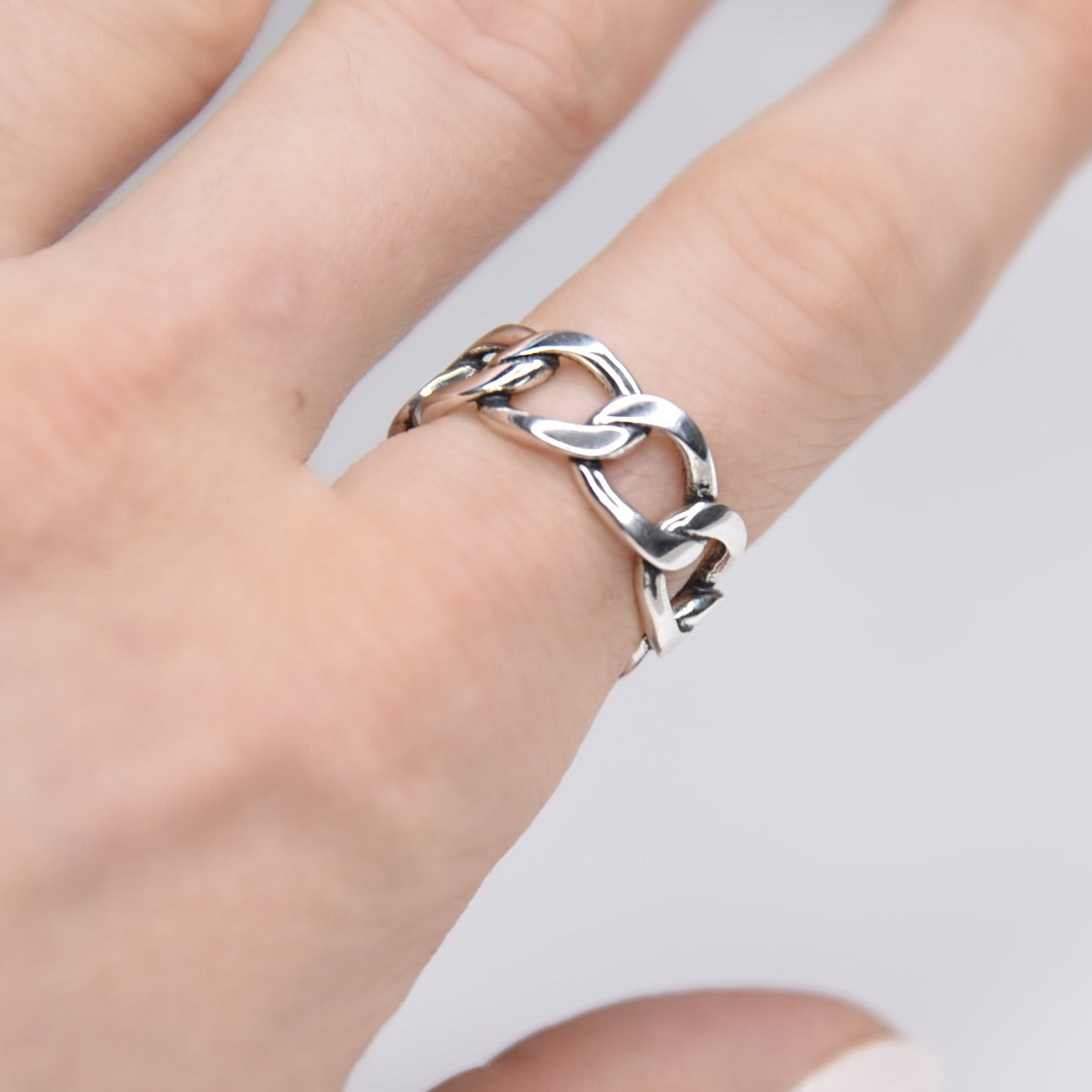 Felicity Sterling Silver Ring