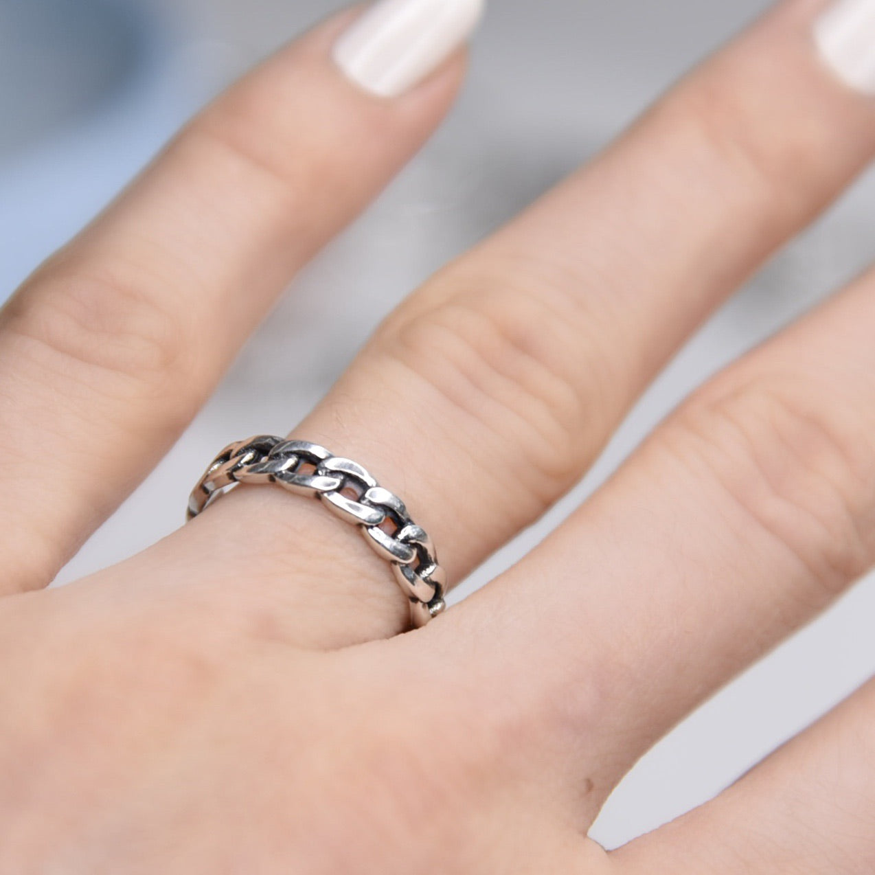 Fay Sterling Silver Ring