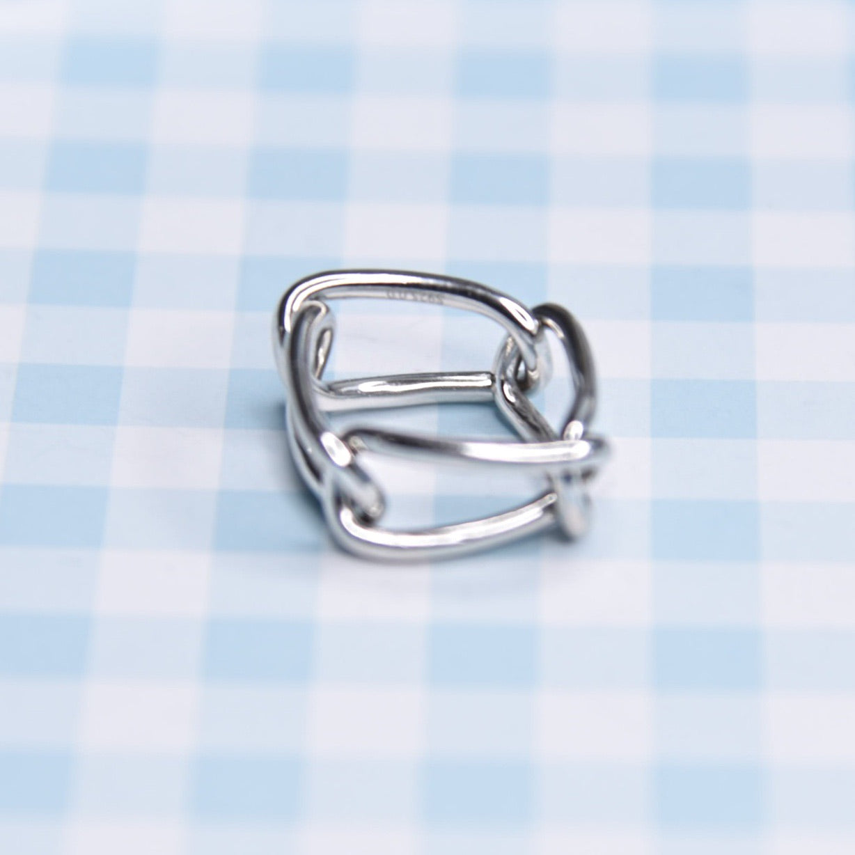 Fira Sterling Silver Ring
