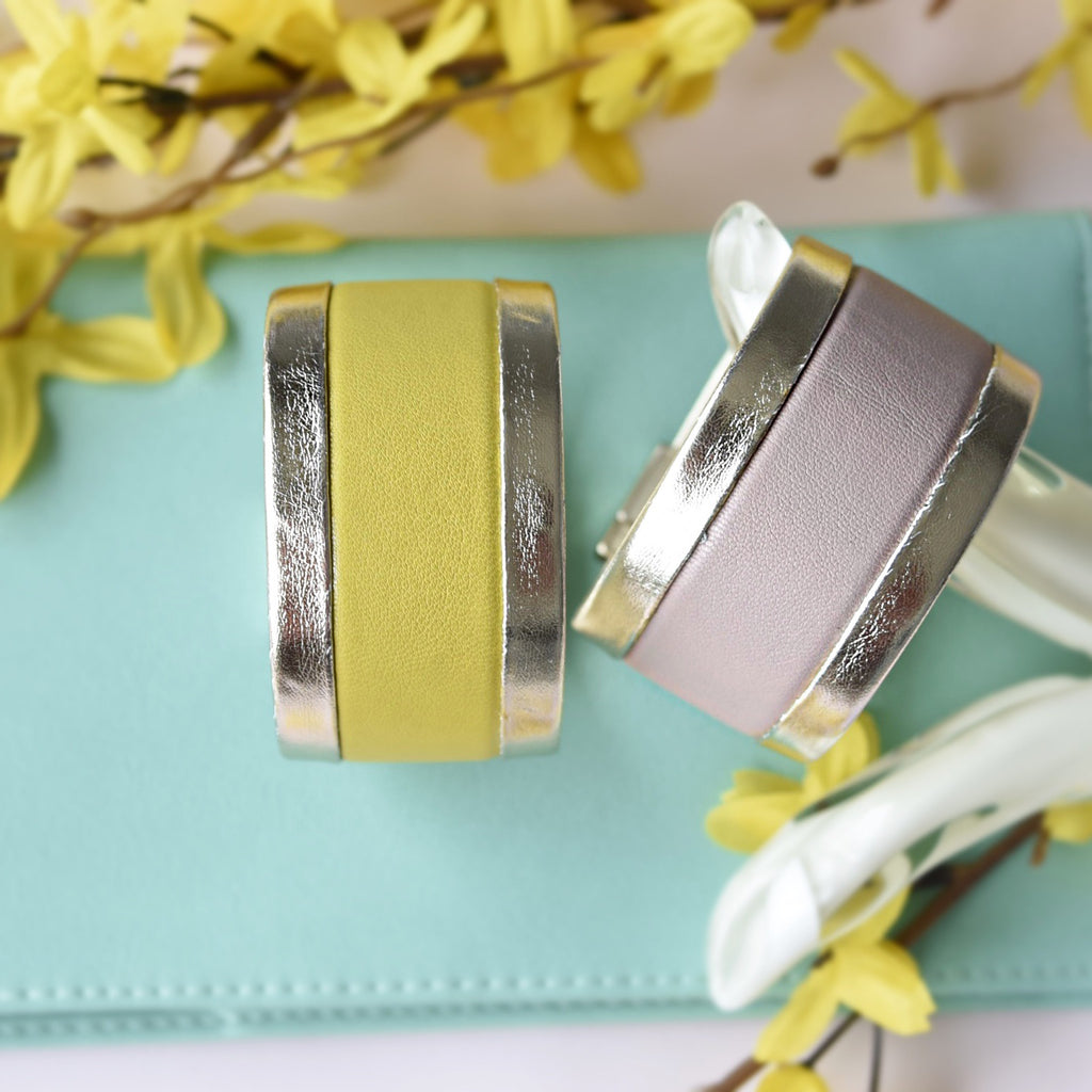 Claire Bangle Yellow Gold