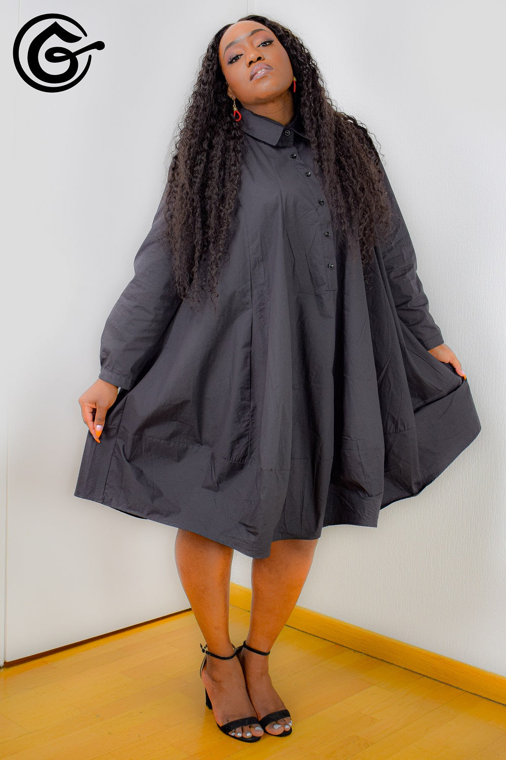 "ROBE OVERSIZE ""CAMILLE"""