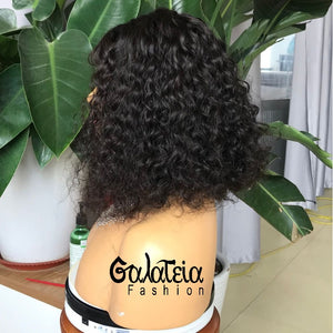 "PERRUQUE COURTE BOB  ""TATIANA"" VIRGIN HAIR BRESILIENNE"