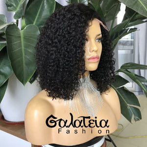 "PERRUQUE EXOTIQUE BIRMANE  CURLY ""DORA"" CLOSURE 1.5X4"