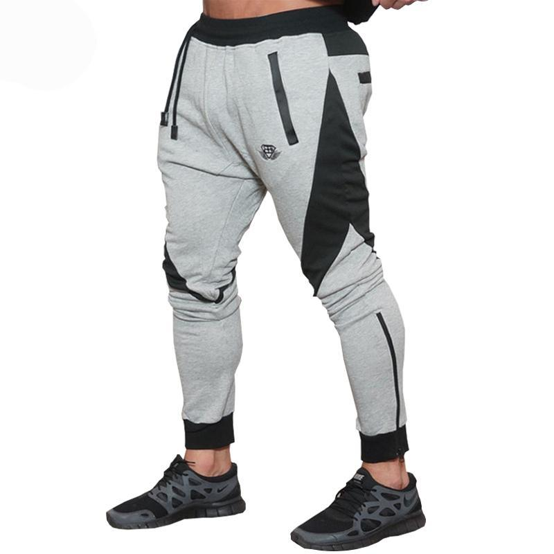 Spring Autumn New products Listed 2018 Bodybuilding Fitness Joggingg Pants Gyms Bodybuilding Necessary Camouflage Pants-cgabuy