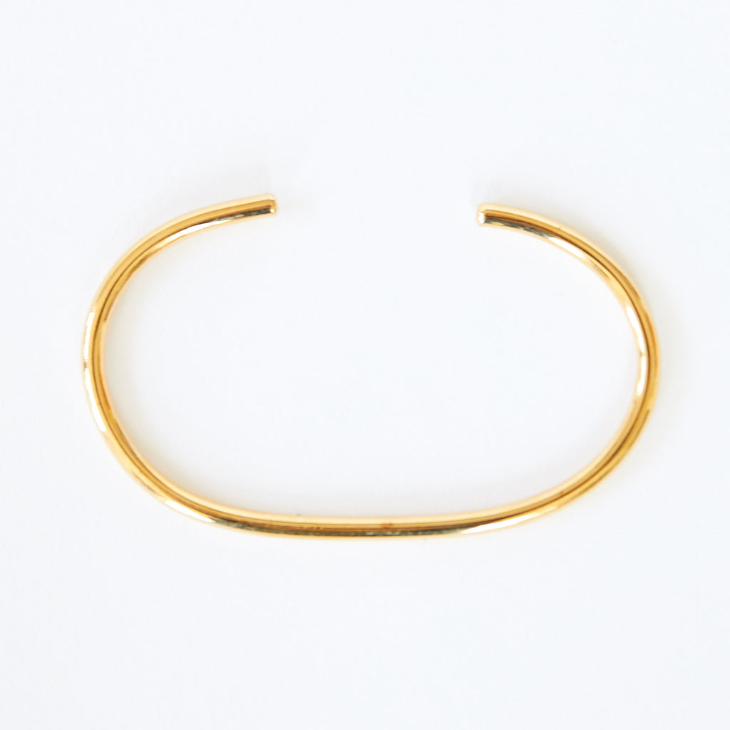Thin Bangle Gold