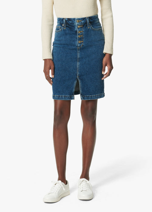 factory classic style elegant and graceful Denim Skirts for Women | Jean Skirts | Joe's® Jeans