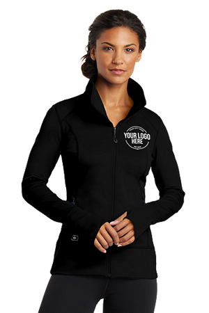 Ladies Ogio Zip Up Fulcrum