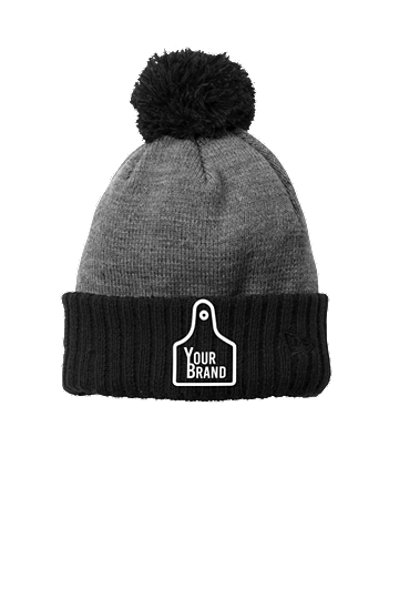 Cow Tag New Era Color Block Beanies