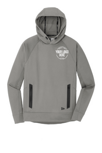 Mens New Era Moisture Wicking Hoodie