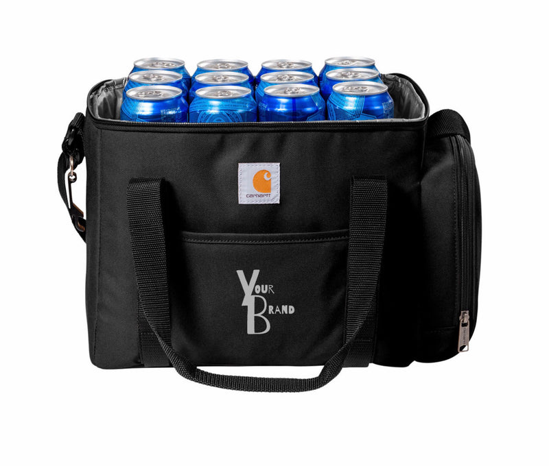Branded Cow Carhartt Duffel 36-Can Cooler