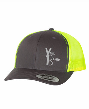 Yupoong Just Your Brand Retro Trucker Hat