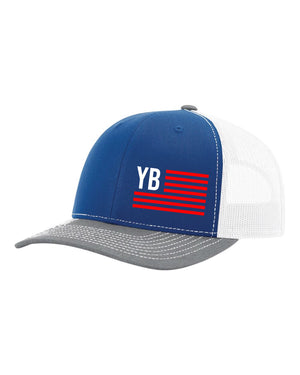 USA Flag Hat 112