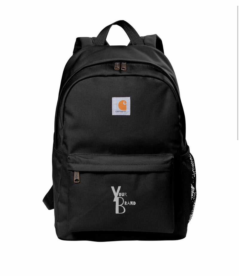 Just Your Brand Carhartt Canvas Backpack