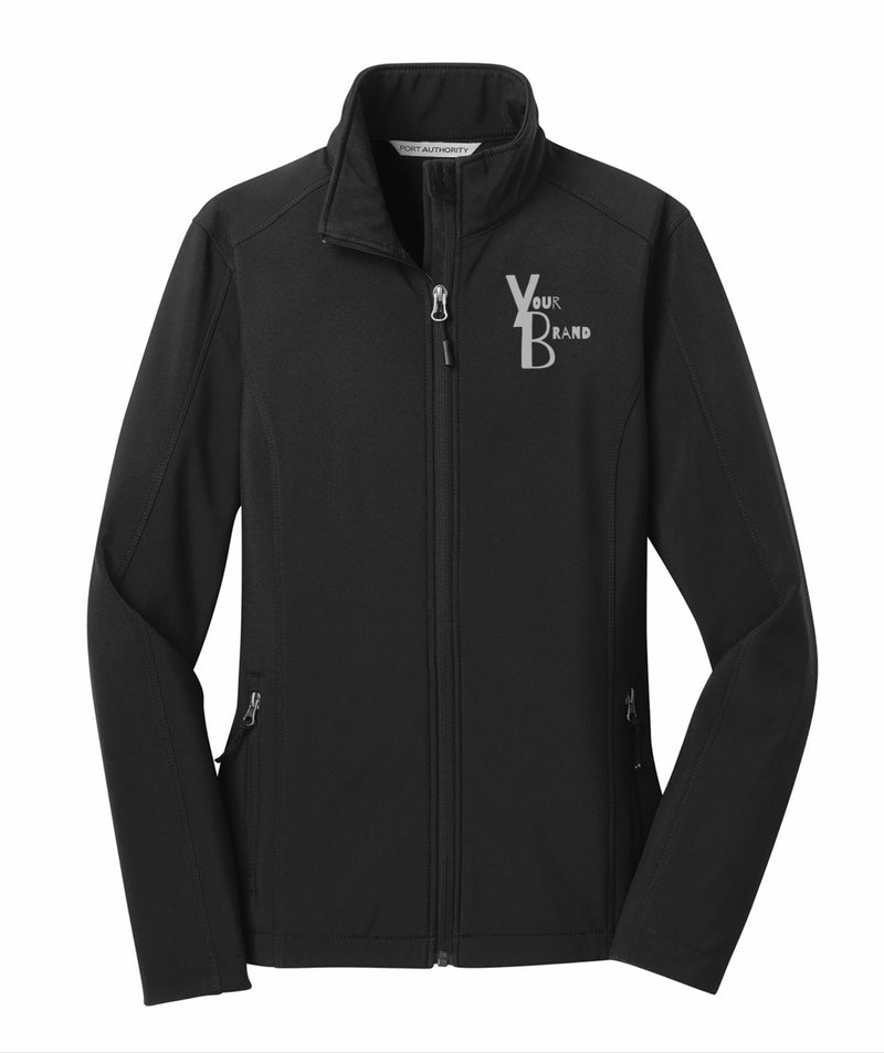 Just Your Brand Ladies Core Soft Shell Jacket
