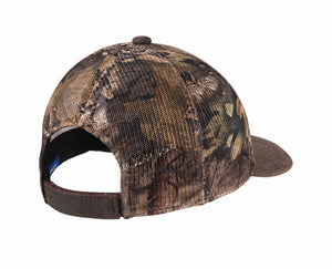 Just Your Brand Camo Print Back Snap Back Hat