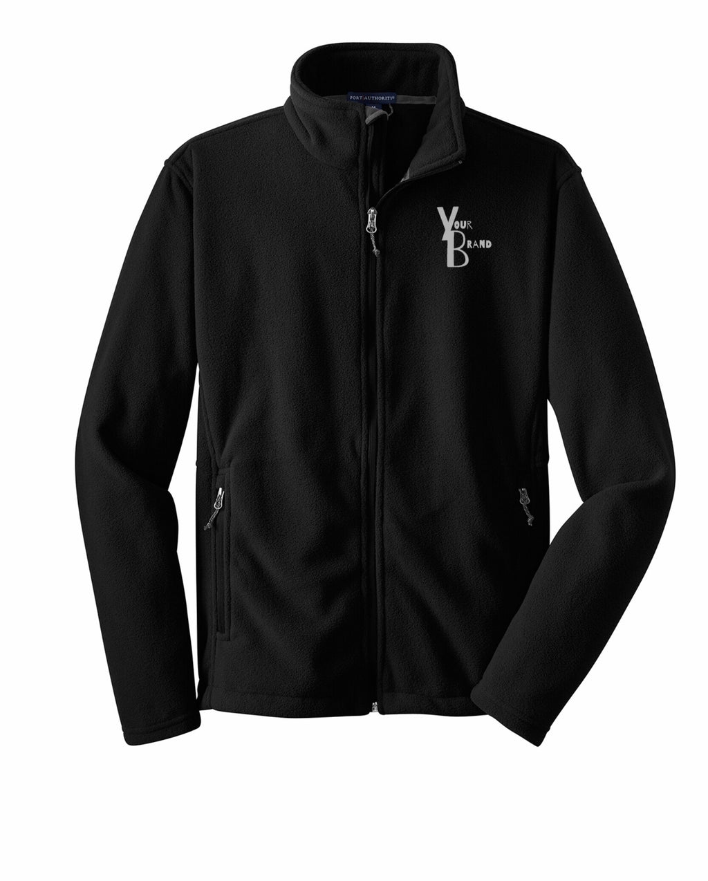 Youth Just the Brand Fleece Jacket