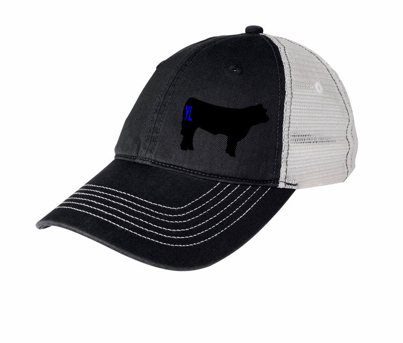 Branded Cow District Mesh Back Hat
