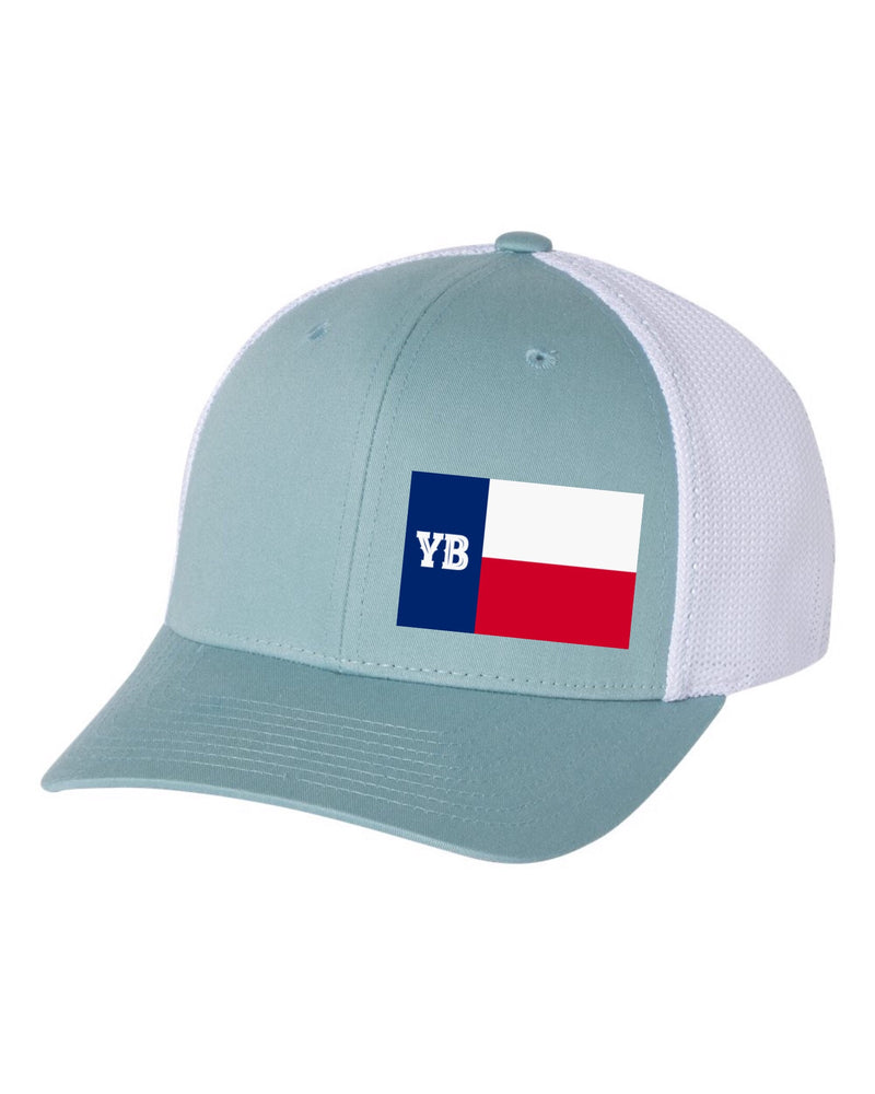 All About TEXAS Branded 110 Flex Fit Hat