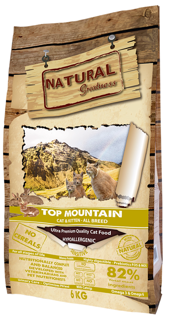 Natural Greatness Top Mountain (山頂高端防敏配方)6kg