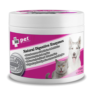 DR.pet - Digestive Enzymes健腸菌 144g