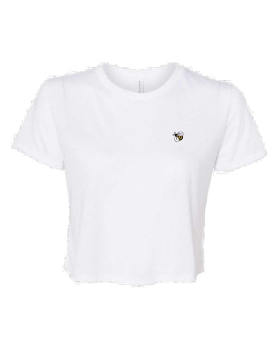 The Head And The Heart bumble bee crop top t-shirt
