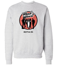 Load image into Gallery viewer, The Head And The Heart Hard Rock crewneck sweatshirt