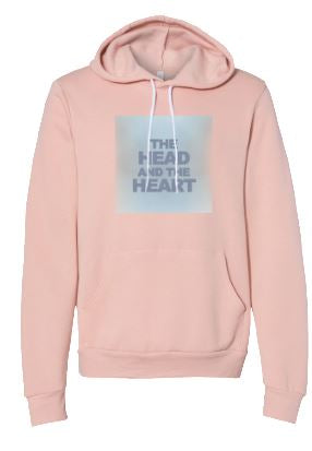The Head And The peach logo hoodie