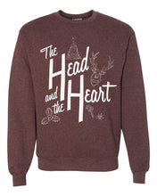 Load image into Gallery viewer, The Head And The Heart holiday sweater