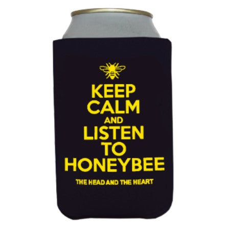 Keep Calm Koozie