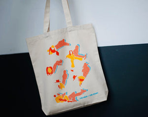 The Head And The Heart canvas tote bag