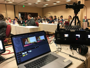 Live Video Event Streaming - Seattle, Portland and Beyond