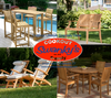 Teak Outdoor Dining and Leisure