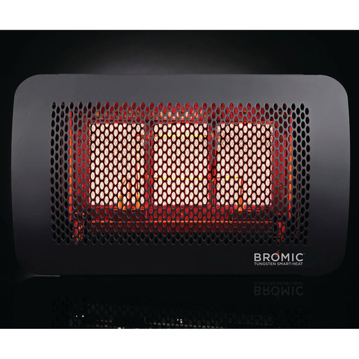 Bromic Heating Tungsten 300 Smart-Heat 20-Inch 26,000 BTU Propane Gas Patio HeaterModel # BH0210002-1 + BH8080001-1 (Order NOW for Spring 2021!)