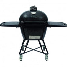 Load image into Gallery viewer, Primo Oval LG 300 All-In-One Ceramic Smoker Grill On Cart $1,897.97