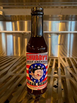 Chubby's Great American Steak Sauce, 9oz $8.97