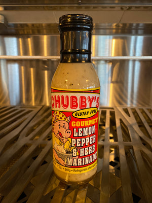 Chubby's Lemon Pepper Herb Marinade