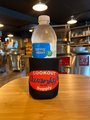 Swanky's Cookout Supply Drink Koozie