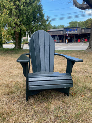 Painted Pine Adirondack Chairs (Select Colors Available)