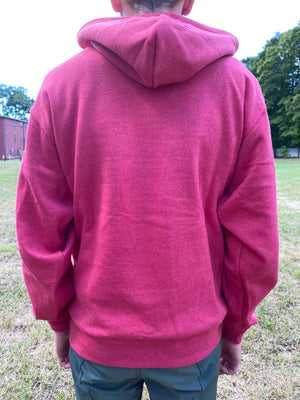"Copy of Swankys ""Best Cookout Ever"" Hoodie Unisex Red"