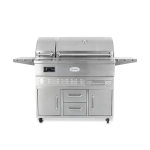 Louisiana Grills Estate Series 860 sq in 304 Stainless Steel Pellet Grill w/ Full Lower Cabinet- LG ESTATE 860C $2,797.00  +FREE Swanky's Bonus