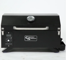 Load image into Gallery viewer, Country Smokers Portable Wood Pellet Grill and Smoker - CSPEL015010497 $227.97 +FREE Swanky's Bonus