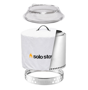 "Solo Stove Bonfire Backyard Bundle $519.97 ""In Stock"""