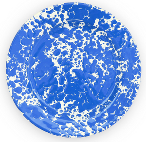 "Crow Canyon Splatter 8"" Salad Plate Assorted Colors"