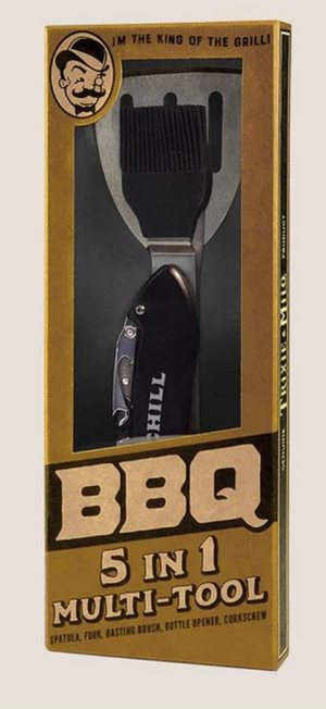 Trixie and Milo BBQ Tool - Detachable