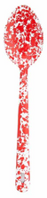 Load image into Gallery viewer, Crow Canyon Splatter 12 inch Serving Spoon Assorted Colors