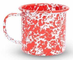 Crow Canyon Splatter 12 oz Mug Assorted Colors