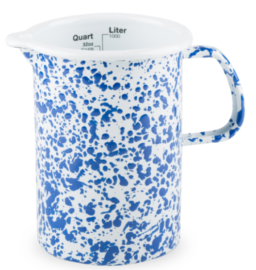 Crow Canyon Splatter Measuring Pitcher