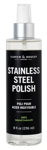 Caron and Doucet Stainless steel Polish